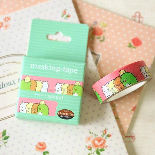 04 sumikkogurashi cute cartoon washi tape