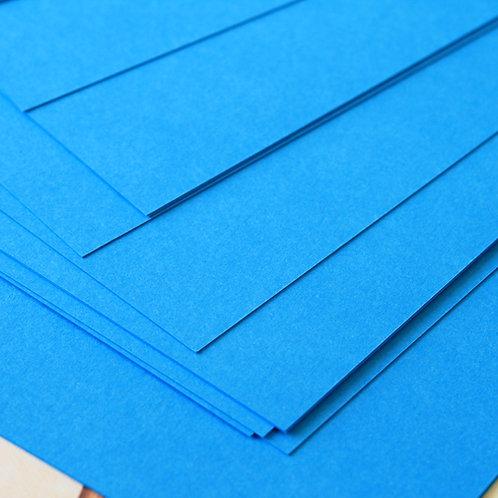 deep blue craft style cardstock