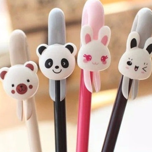 sweetie animals cartoon pens