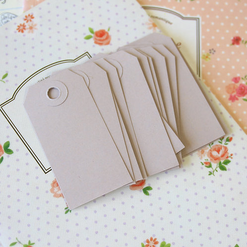 jane means latte brown old fashioned luggage tags