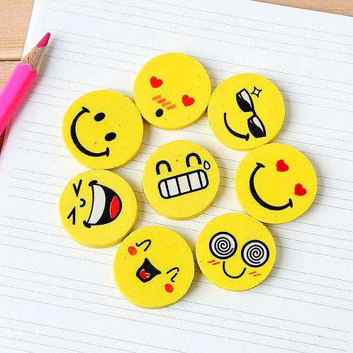 i love smile erasers set