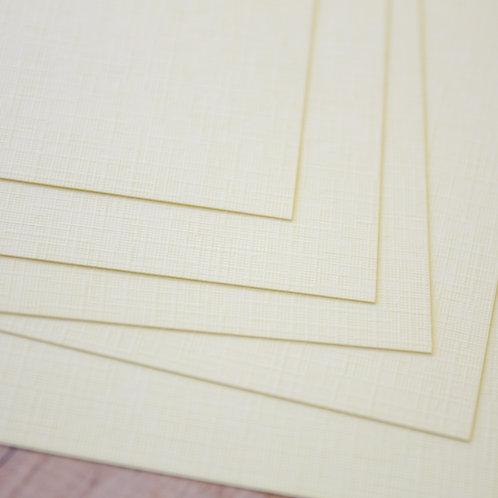 ivory lint fresh earth tones cardstock