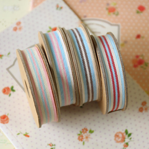east of india deck chair stripe ribbons