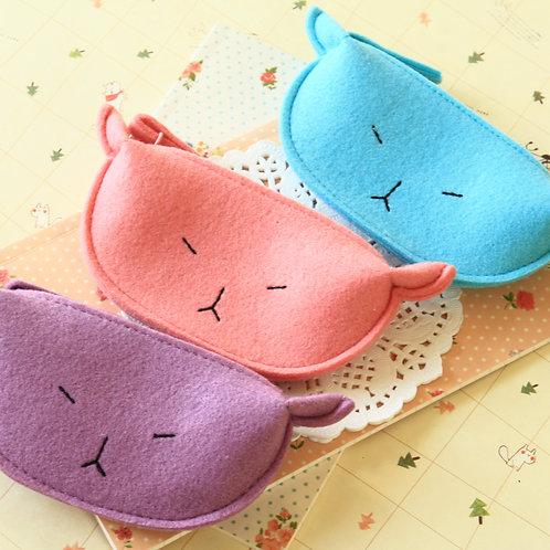 cute cat coin bag purse