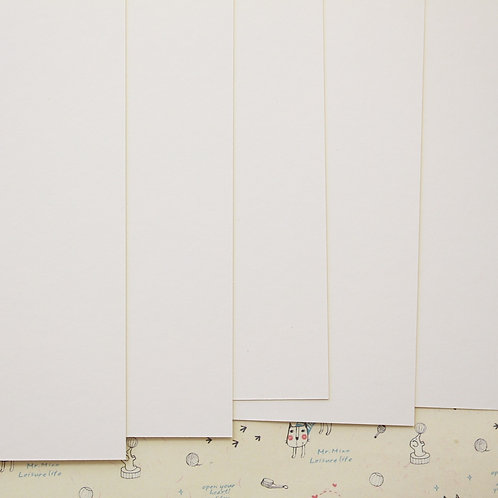 natural ivory colorset card stock