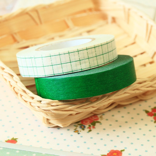 classiky green skinny washi tapes
