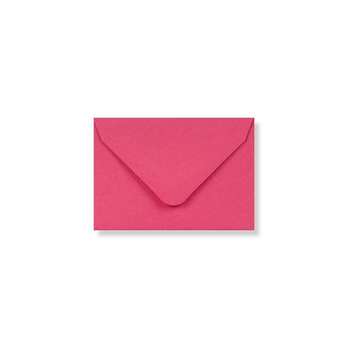 bright pink clariana mini envelopes and note cards