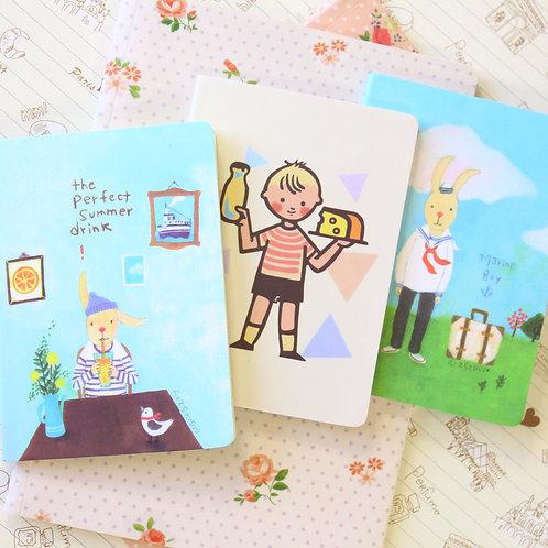aoz bonbon cartoon notebook