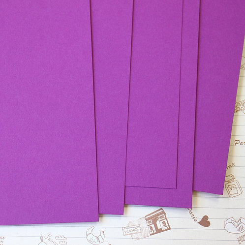 purple grape papermill series card stock