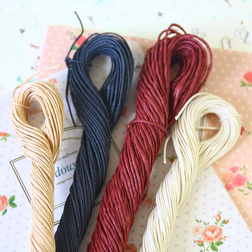 east of india paper twist string