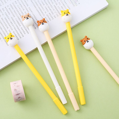 hamster cartoon pens