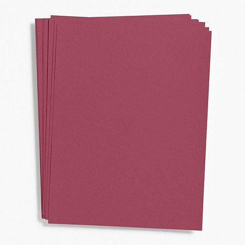 bordeaux craft style cardstock