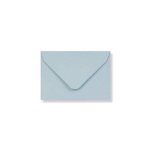 pale blue clariana mini envelopes and note cards