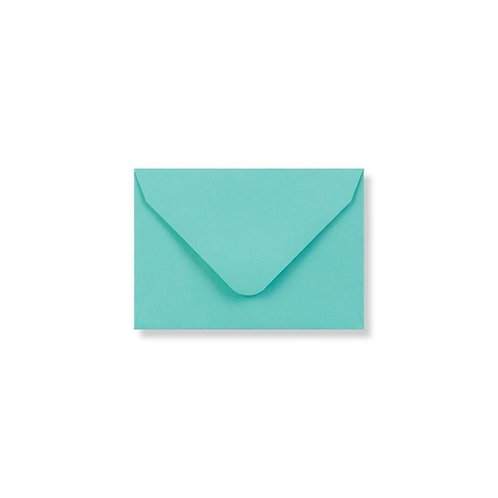 robin egg blue clariana mini envelopes and note cards