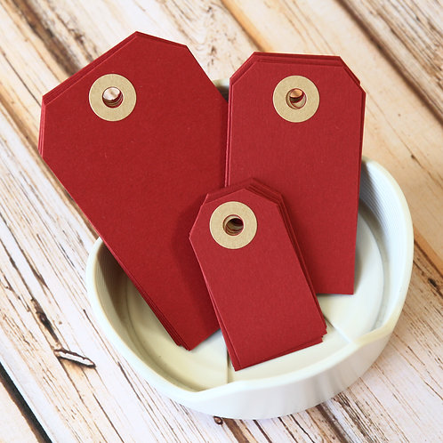 burgundy claret dark red colour luggage tags