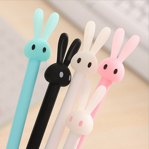 cartoon bunny rabbit pens