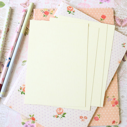 ivory lint postcard blanks
