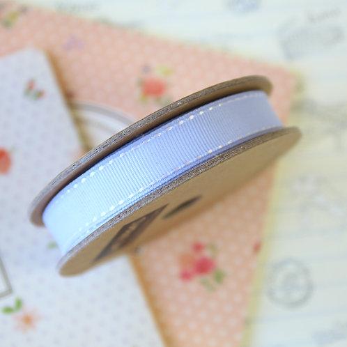 jane means lavender lilac stitched grosgrain ribbon