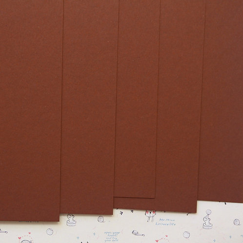 tuscan brown colorset card stock