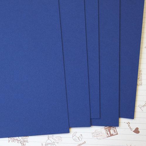 navy blue papermill series card stock