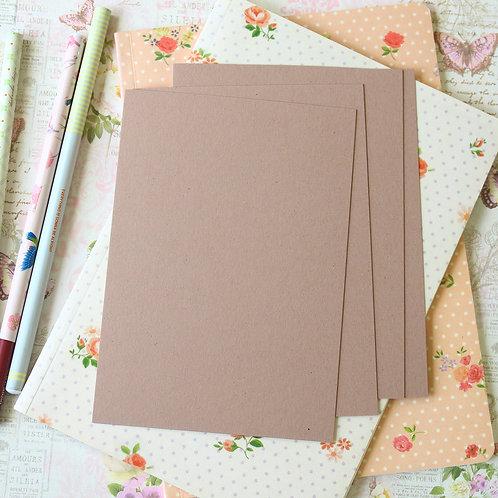 almond crush postcard blanks