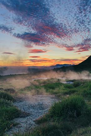 Hot lands