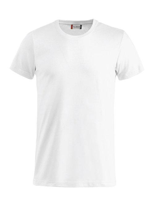 T-shirt cotone clique t basic