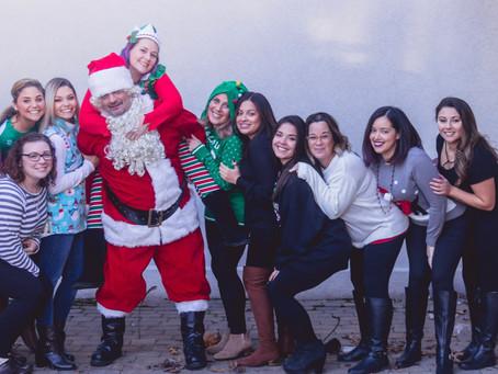Holiday Stroll & November Specials
