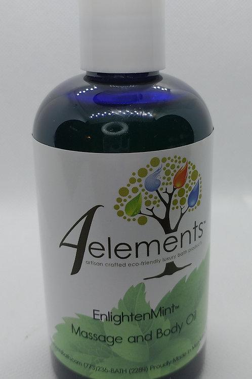 EnlightenMint Massage & Body Oil