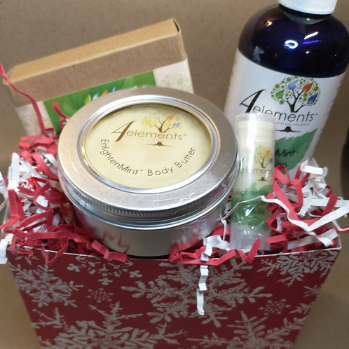 EnlightenMint Holiday Butter Gift Set