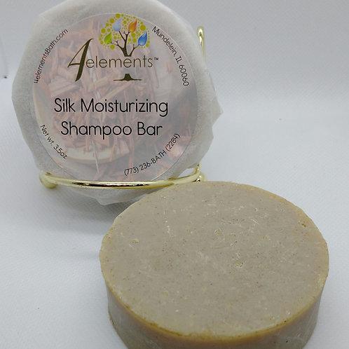 Silk Moisturizing Shampoo Bar