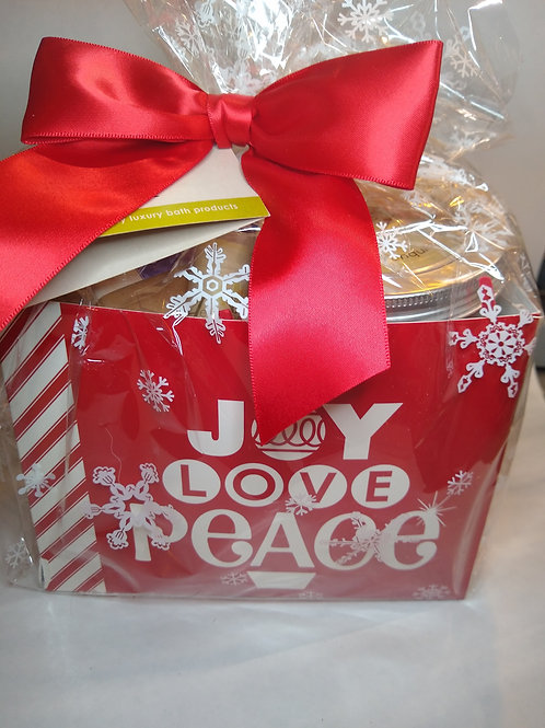 Tranquility Holiday Butter Gift Set