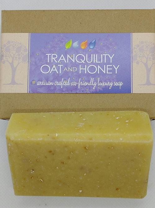 Tranquility Oat & Honey Soap