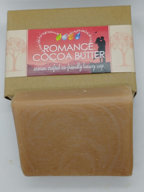 Romance Cocoa Butter Soap