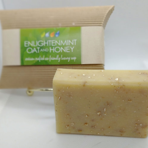 EnlightenMint Oat & Honey Soap