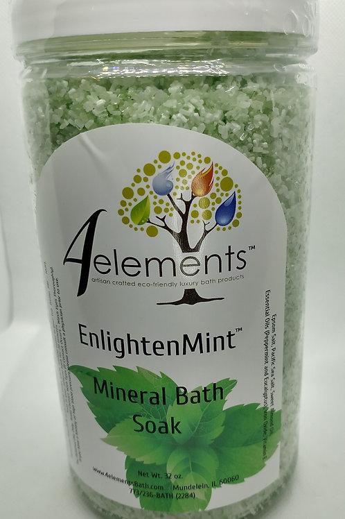 EnlightenMint Mineral Bath Soak