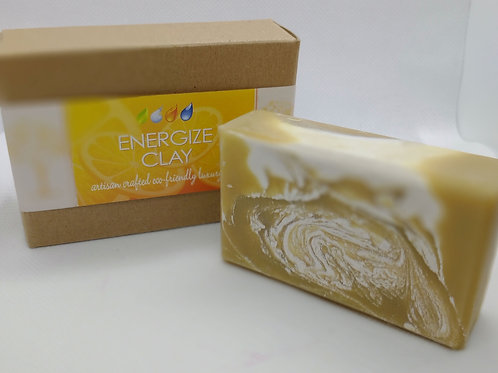 Energize Clay Soap