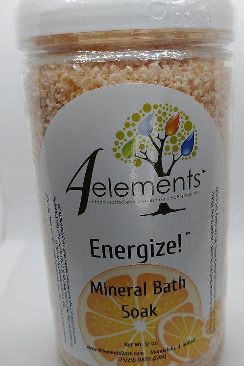 Energize! Mineral Bath Soak