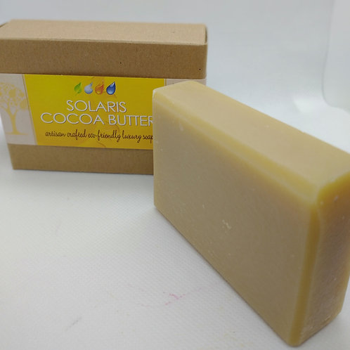 Solaris Cocoa Butter Soap