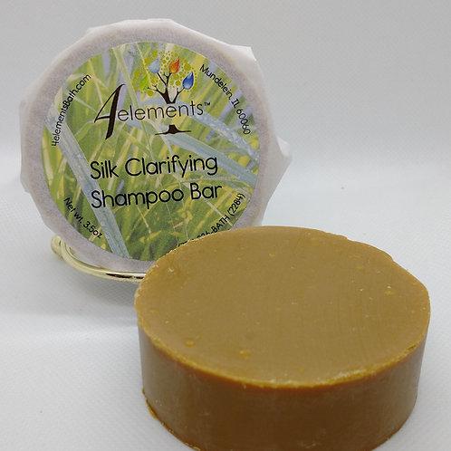 Silk Clarifying Shampoo Bar