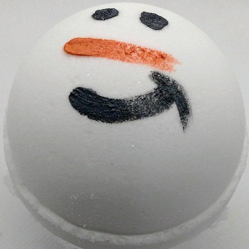 Snow Man Bath Bomb ☃️