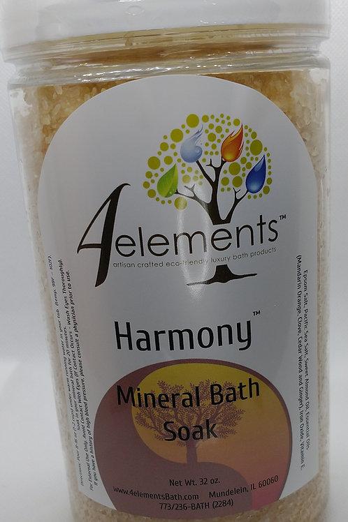 Harmony Mineral Bath Soak