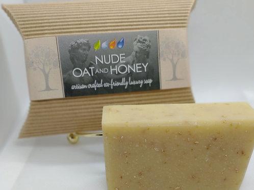 Nude Oat & Honey Soap