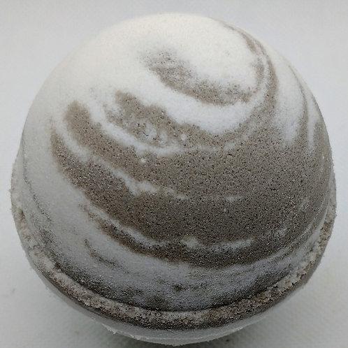 Cinnamon Roll Bath Bomb