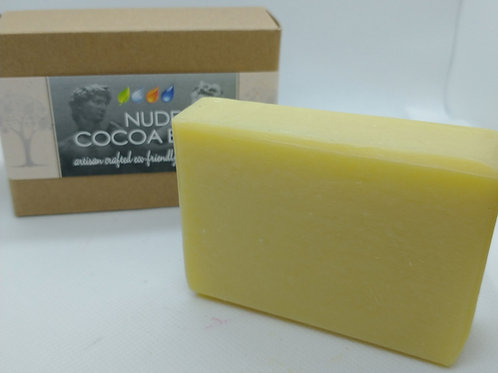 Nude Cocoa Butter Soap