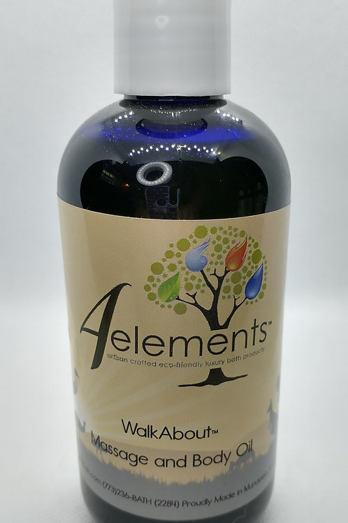 WalkAbout Massage & Body Oil