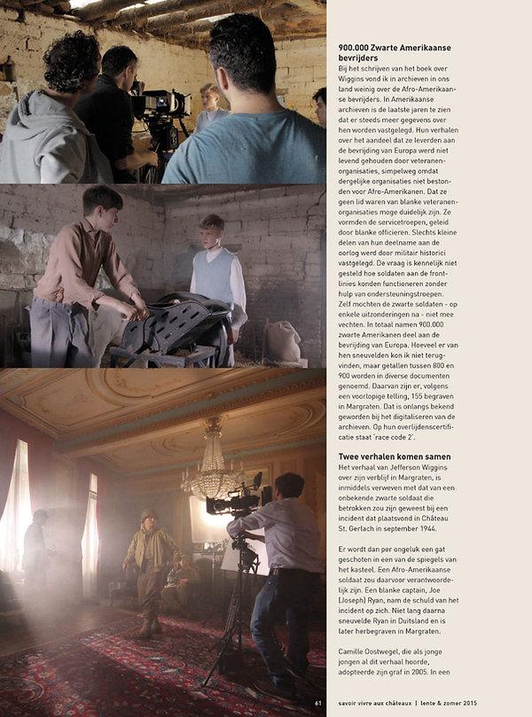 Mosasaurusfilm - Oorlogsverhalen deel 4, door Mieke Kirkels