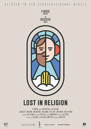 Poster Lost in Religion