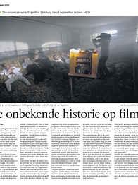 DE ONBEKENDE HISTORIE OP FILM