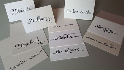 Corporate Place Cards